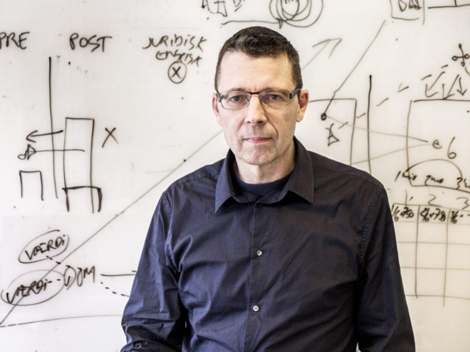 Jurist skaber algoritmer